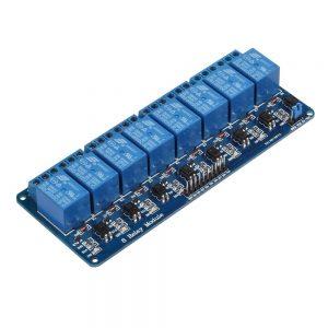8x канальный реле модуль