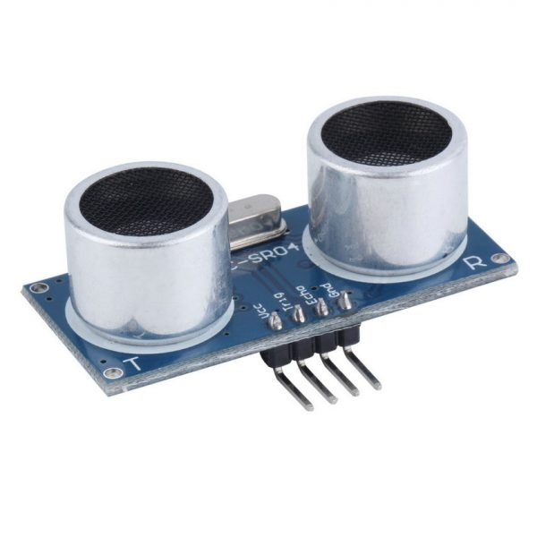 Сенсор HC-SR04 ультразвуковой