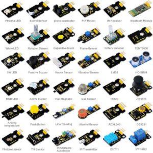 Набор датчиков 36 в 1 для Arduino