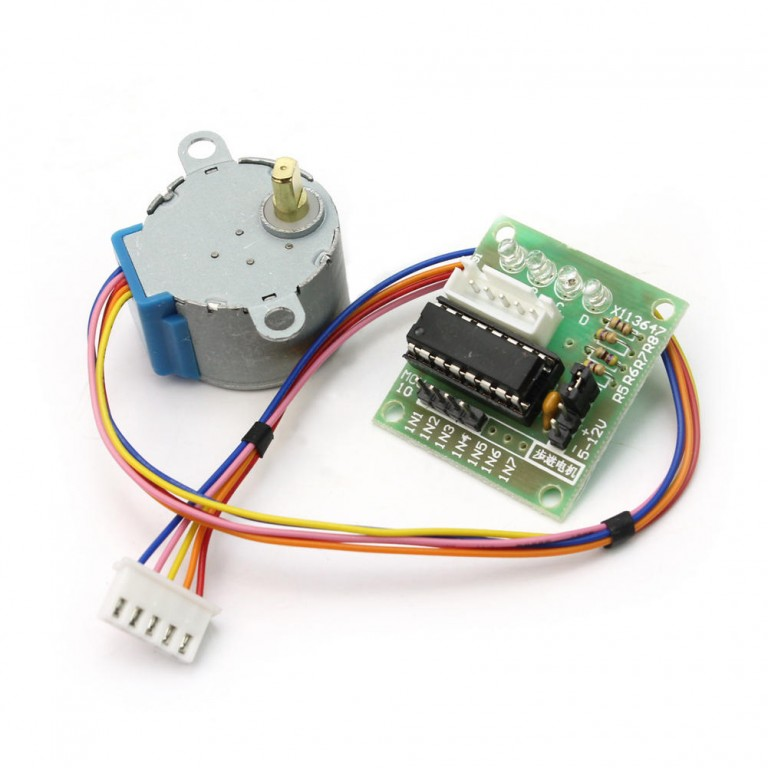 L293 Motor Driver and H-Bridges