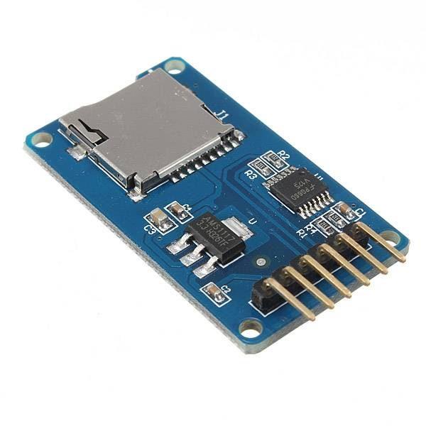 Адаптер MicroSD карт